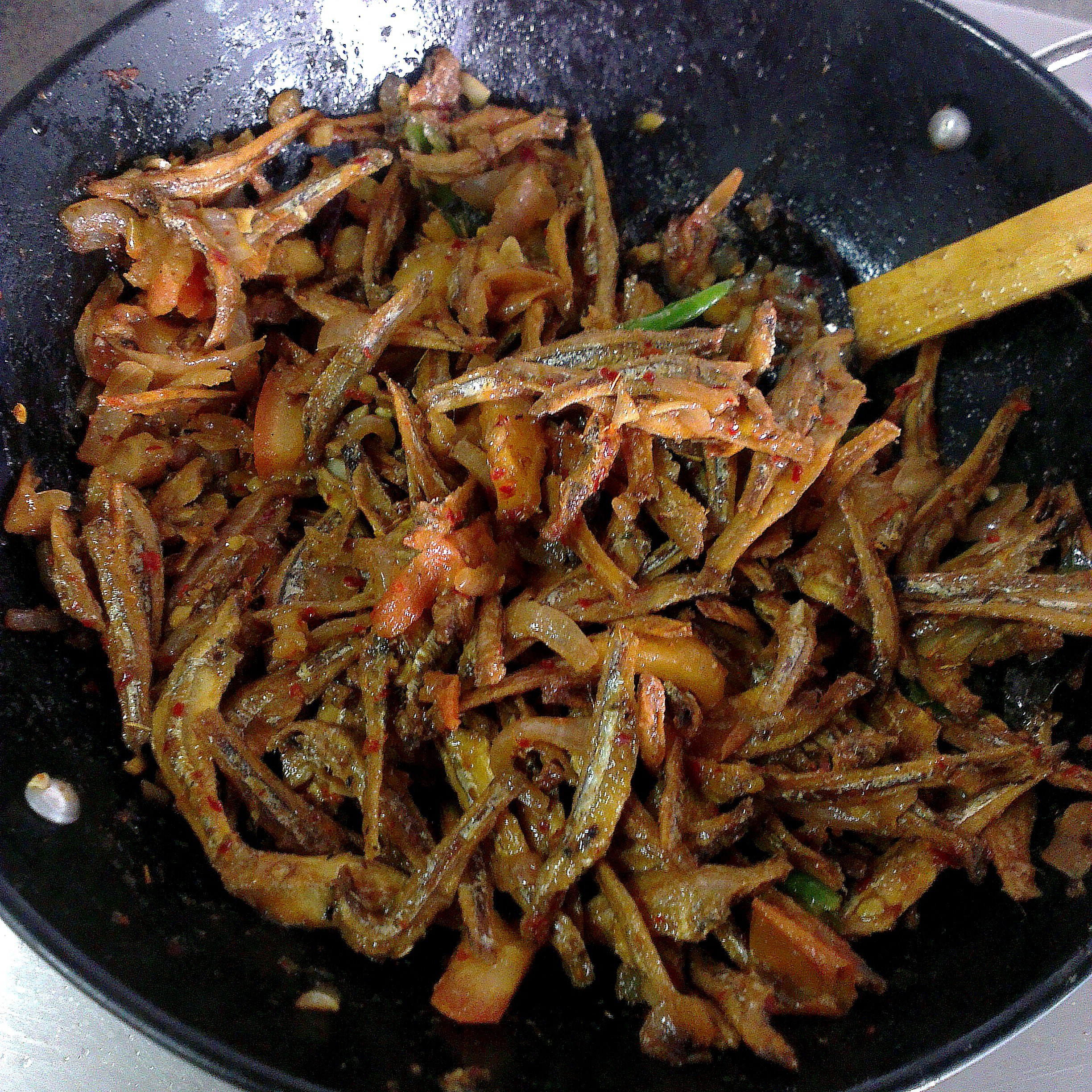 Salted fish fry whimsical chef for Good fried fish near me
