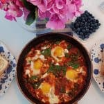 Shakshuka – North African Poached Eggs